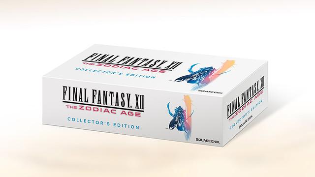 ファイナルファンタジーXII ザ ゾディアックエイジ コレクターズエディション