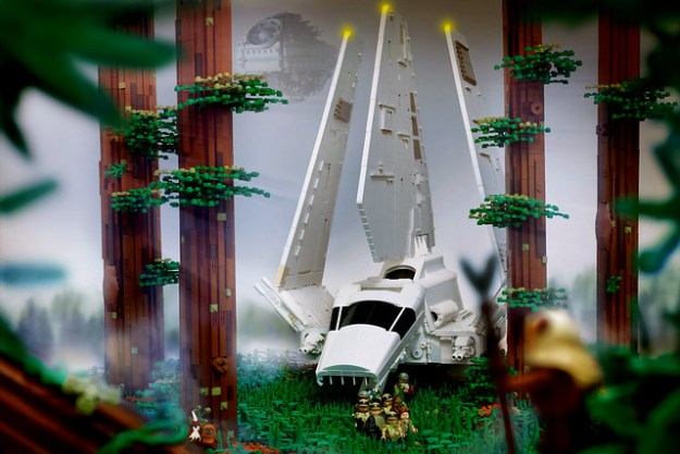 Shuttle Tydirium Endor