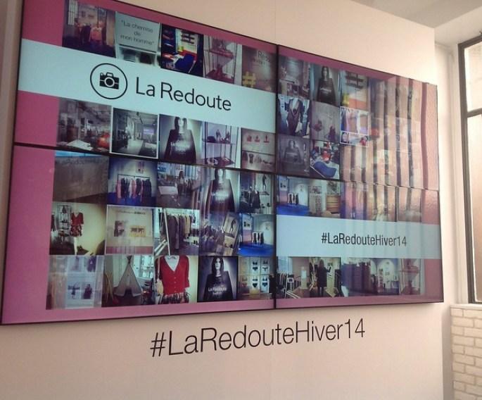 La Redoute AW14 Paris press day