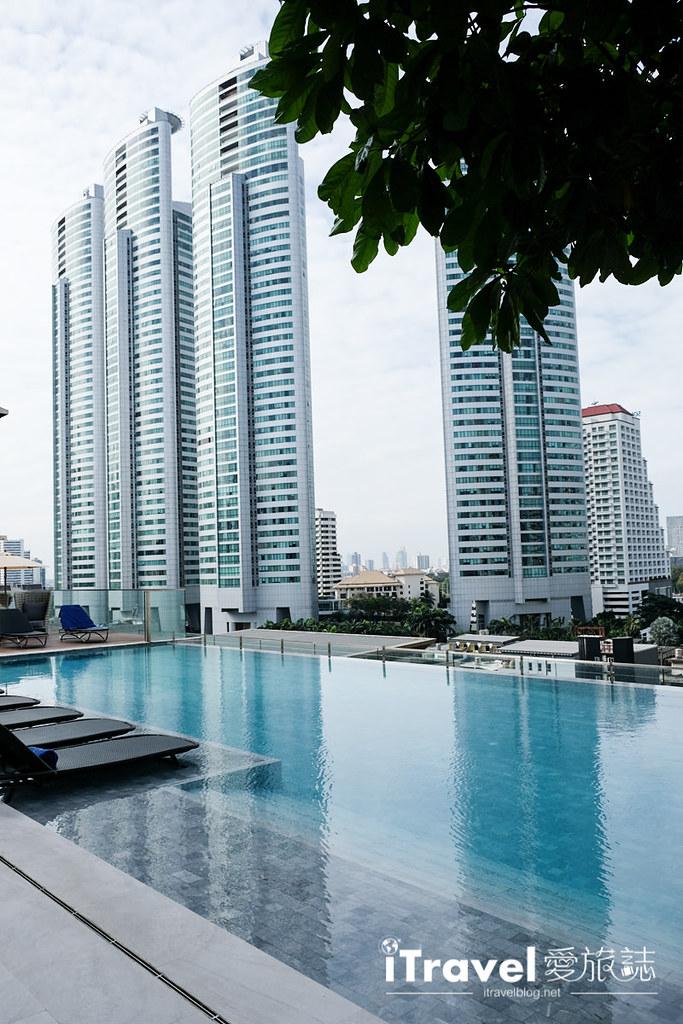 诺富特曼谷素坤逸酒店 Novotel Bangkok Sukhumvit 20 (52)