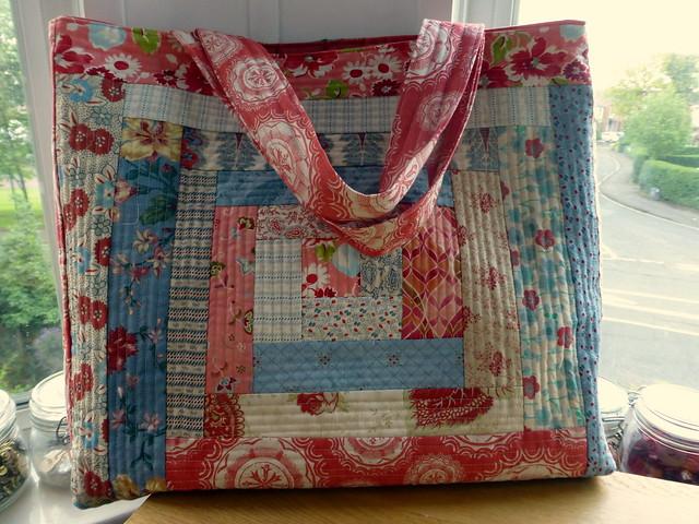 Shannon's QAYG Handbag