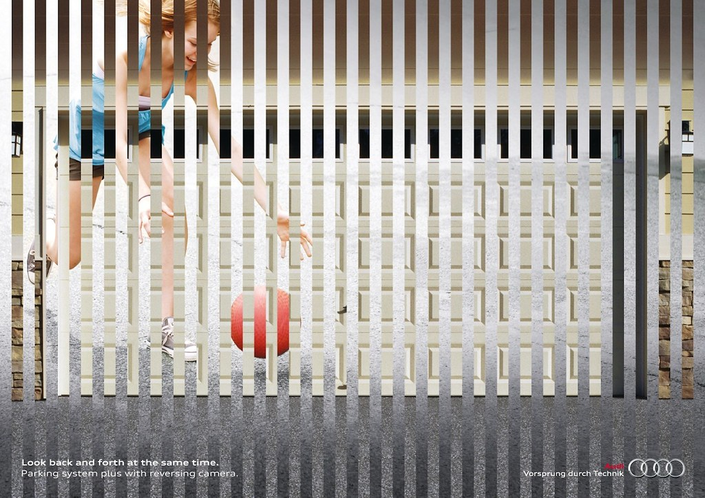 Audi - Back & forth 3
