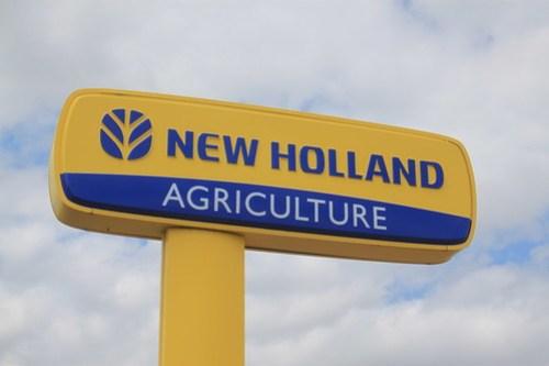 Your friendly neighborhood New Holland dealer.