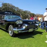 1957 Cadillac Eldorado Brougham at the Amelia Island Concours d'Elegance