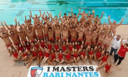 Corsia Master, sport e divertimento all'11° Trofeo Master Città di Legnano
