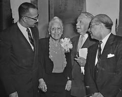 Mary Church Terrell 90th Birthday: 1953
