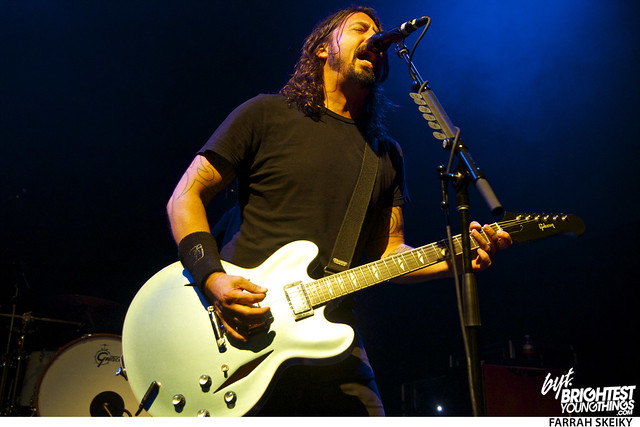 Big Tony\'s Birthday Dave Grohl Foo Fighters Brightest Young Things Farrah Skeiky 145