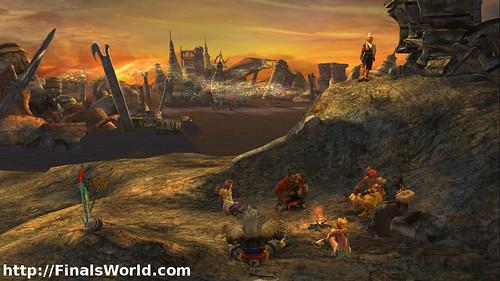 Final Fantasy X alta definición