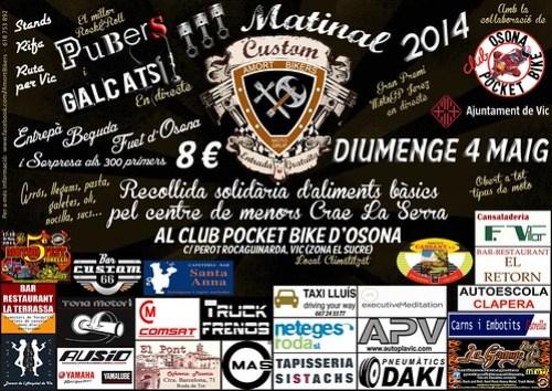 III Matinal Amort Bikers - Vic