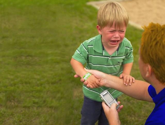 Bambino retro braccialetto 2