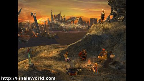 Final Fantasy X baja definión