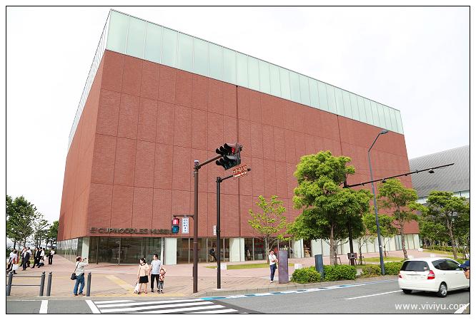 安藤百福,日本,日清,日清泡麵博物館,東京,橫濱 @VIVIYU小世界