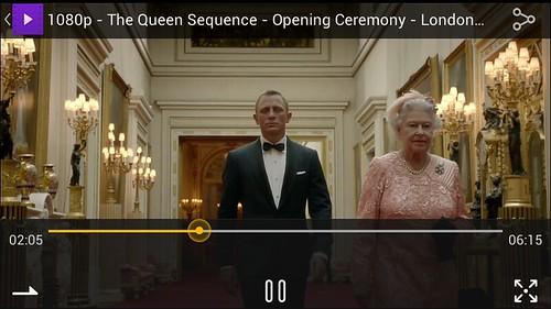 ดูคลิป 1080p บน Alcatel OneTouch Pop C7