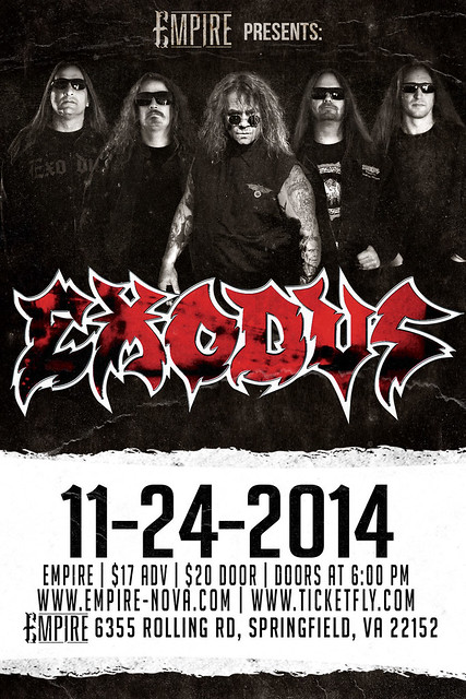 Exodus at Empire