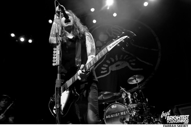 Against Me Laura Jane Grace Ram\'s Head Live Farrah Skeiky Brightest Young Things 3