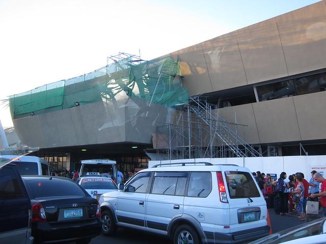 NAIA renovation