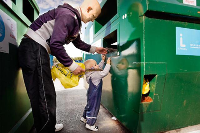 Suiza-reciclaje