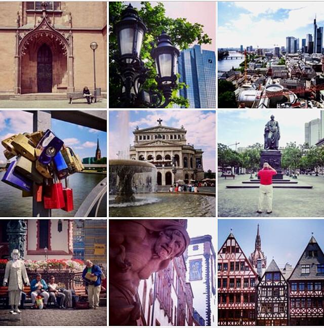 Three days in Frankfurt - Germany with anitam.com