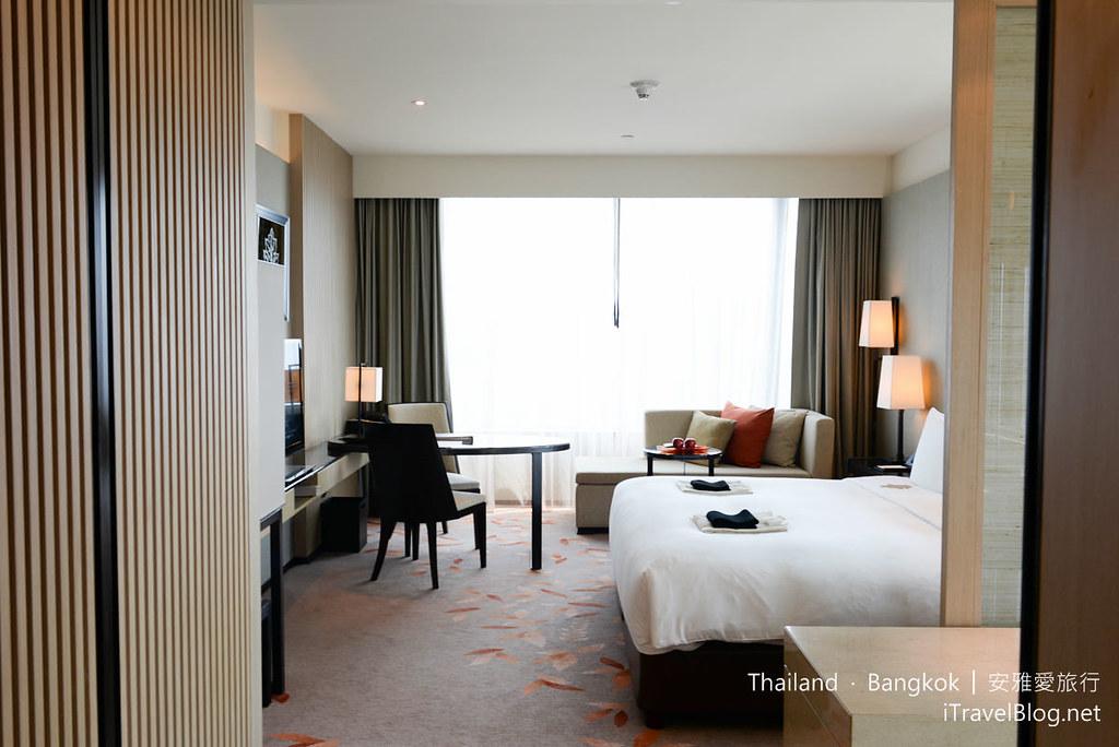 曼谷大倉新頤酒店 The Okura Prestige Bangkok 17