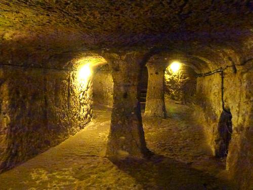 Turquie - jour 20 - Cappadoce, dans les airs et sous terre - 190 - Cité souterraine de Derinkuyu