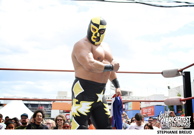 Luchadores Art Whino DC Photos Brightest Young Things Stephanie Breijo12