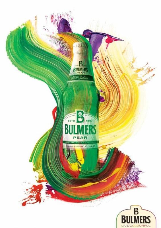 Bulmers - Color Mix 1