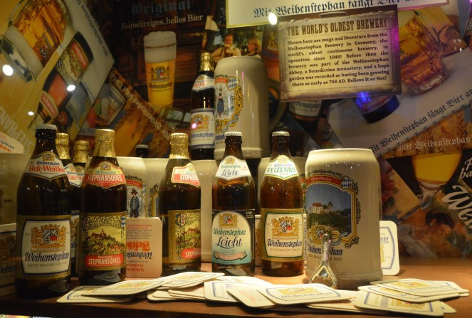 Ripley's Museum, Surfer's Paradise, Gold Coast, world's oldest beer