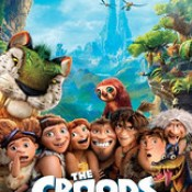 Crood'lar – The Croods 2013 Türkçe Dublaj izle