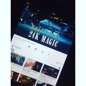 👑Carpe Diem💎This is my world🌎Bruno Mars-24K Magic #appel #ipadpro #music #🎧