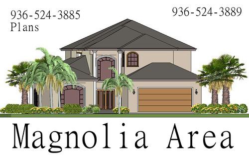 Magnolia House Plans Home Design