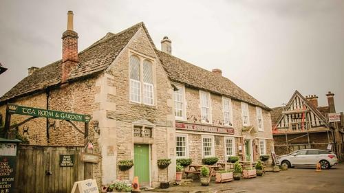 Lacock Village - England