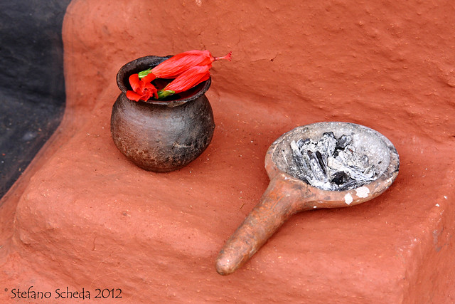 Offerings - Orissa, India