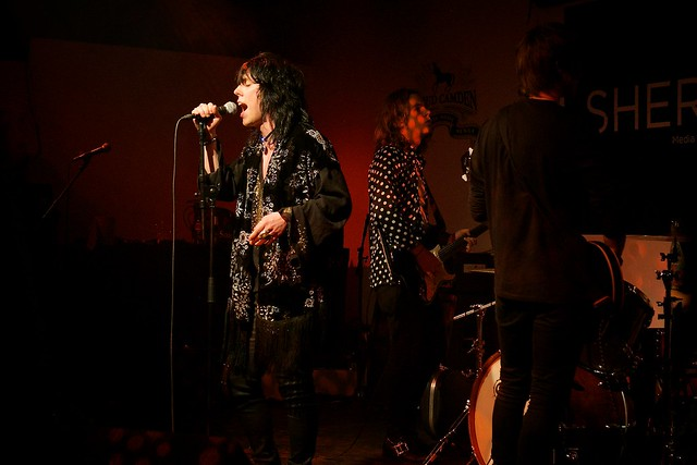 The Struts at Camden Rocks