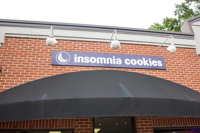 Downtown Adventures Insomnia Cookies // mybelovednewo.com