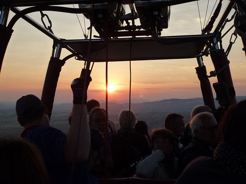 Turquie - jour 20 - Cappadoce, dans les airs et sous terre - 049 - Cappadoce en ballon