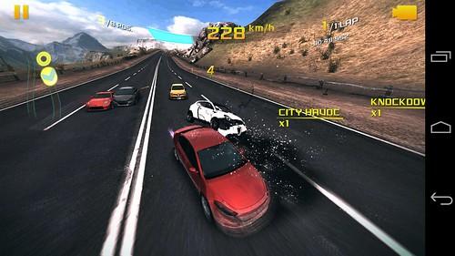เล่นเกม Asphalt 8: Airborne บน i-mobile IQX Ken