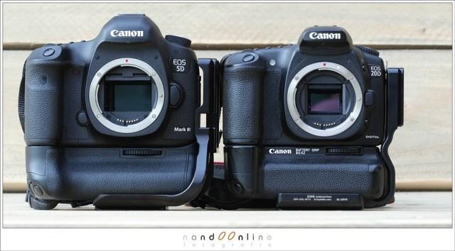 Full-frame camera vs crop camera - praktisch gezien heeft de sensorgrootte (indirect) invloed op de scherptediepte
