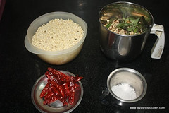 ingredients-for-kulambhu karuvadam