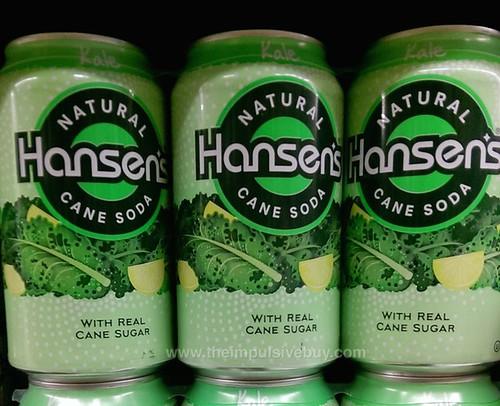 Hansen's Kale Natural Cane Soda