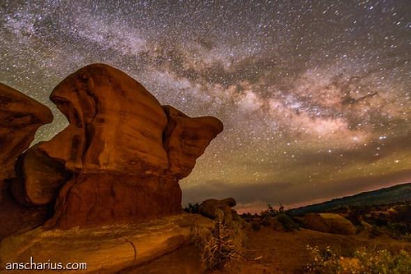 Last Night @ Devils Garden #5 - Nikon D800E & AF-S 2,8/14-24mm