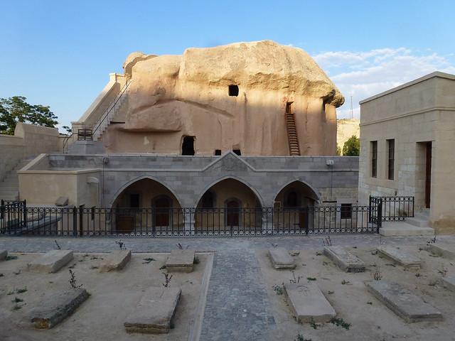 Turquie - jour 19 - De Çavusin à Mustafapasa - 134 - Monastère Ayios Nikolaos