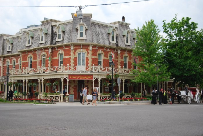 Prince of Wales Hotel on Niagara-on-the-Lake