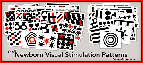 Free Newborn Visual Stimulation Patterns
