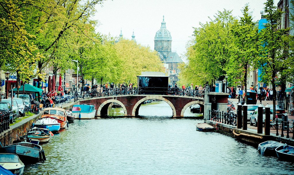 歐洲火車旅遊行程攻略 阿姆斯特丹 (6)