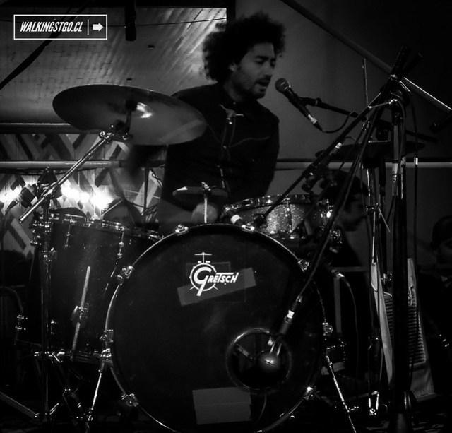 Perrosky en vivo en La Roma en espacio #IF (ex-Teatro Italia) -18.07.2014- produce Fauna Producciones y Mil M2