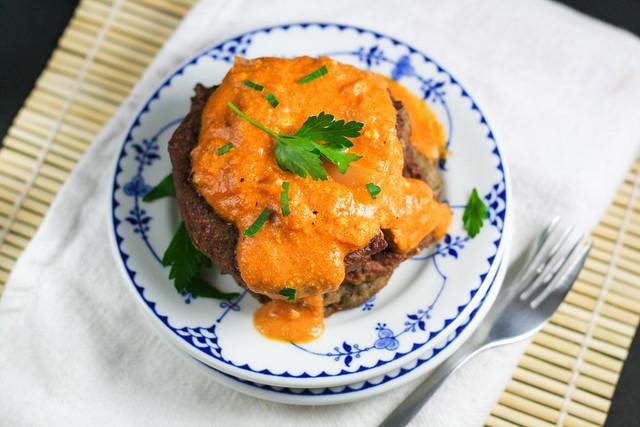 lentil cakes tikka masala [ inthiskitchen.com ]