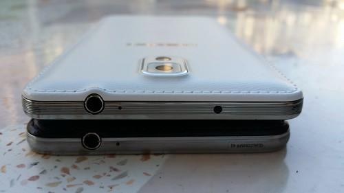 เทียบ Galaxy Note 3 Neo กับ Galaxy Note 3 ... พอร์ตอินฟราเรดหายไป