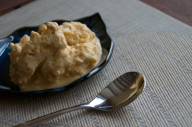 making hokey pokey ice cream