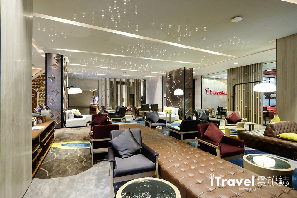 诺富特曼谷素坤逸酒店 Novotel Bangkok Sukhumvit 20 (6)