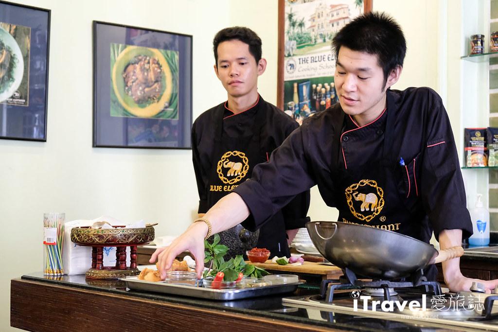 曼谷蓝象餐厅厨艺教室 Blue Elephant Cooking School 32
